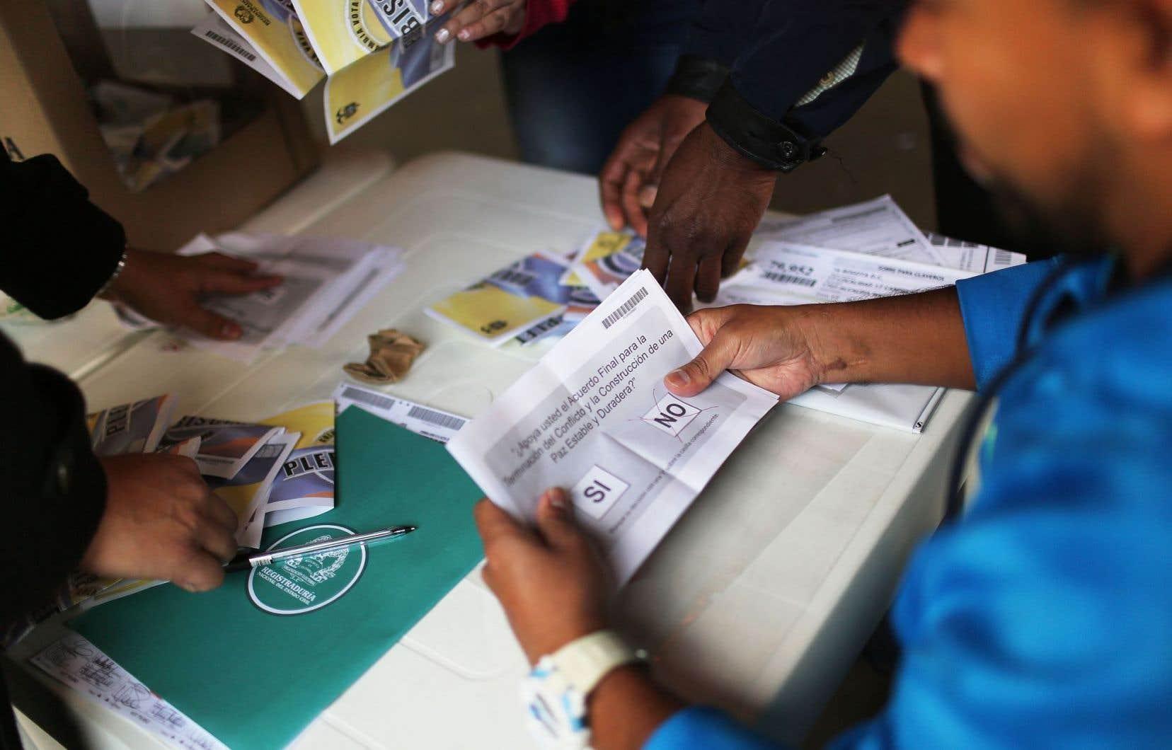 Le référendum colombien a connu une abstention de 62%.