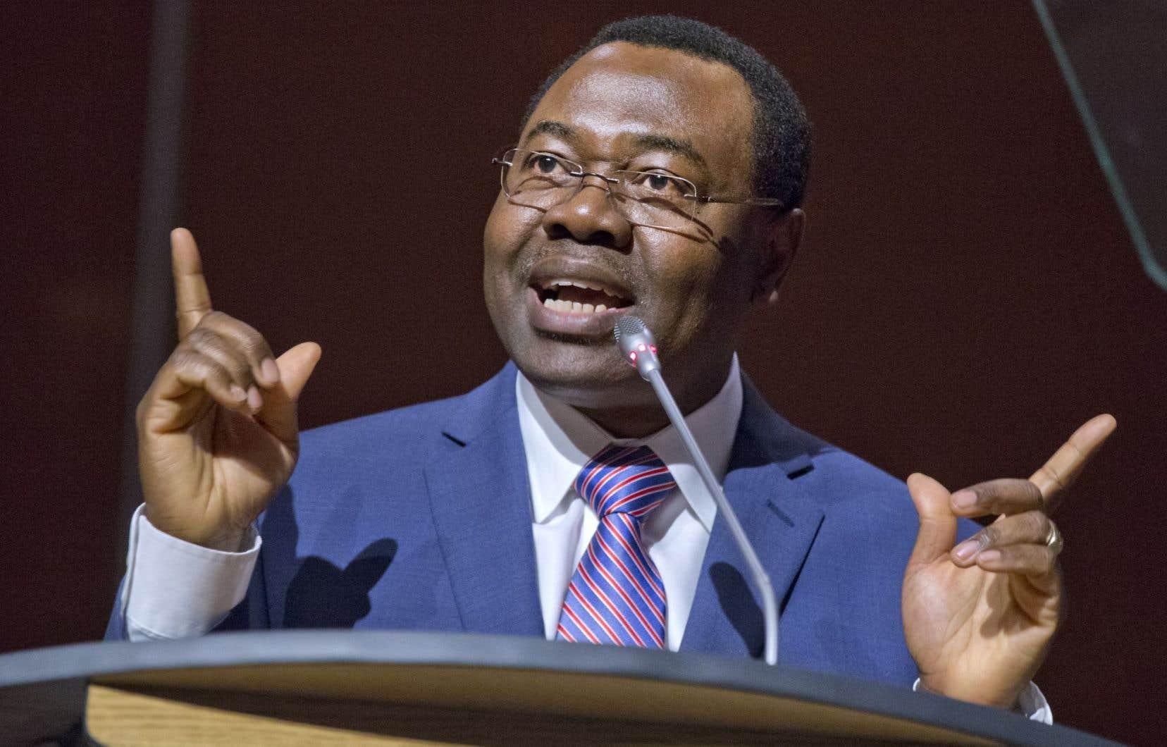 Olumuyiwa Benard Aliu, président de l'OACI