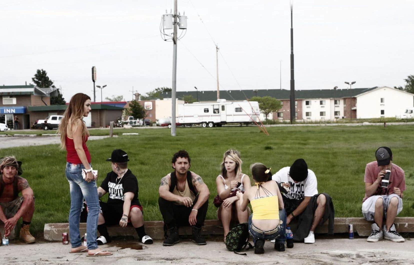 «American Honey» de la Britannique Andrea Arnold, un «road movie» dans l'Amérique profonde