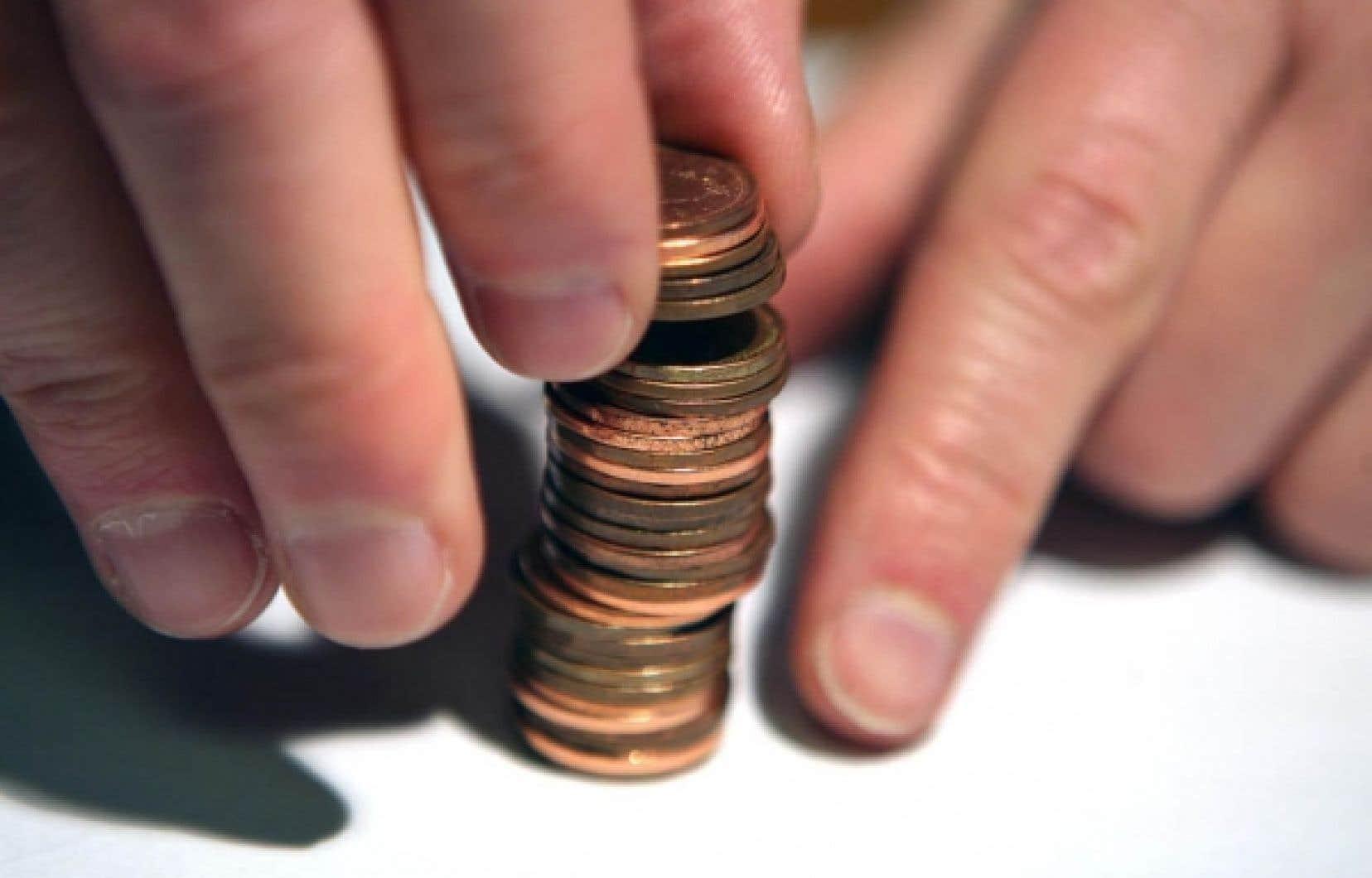 L'an dernier, en pleine récession, le nombre de Canadiens cotisant à un REER avait baissé de 1,8 %.