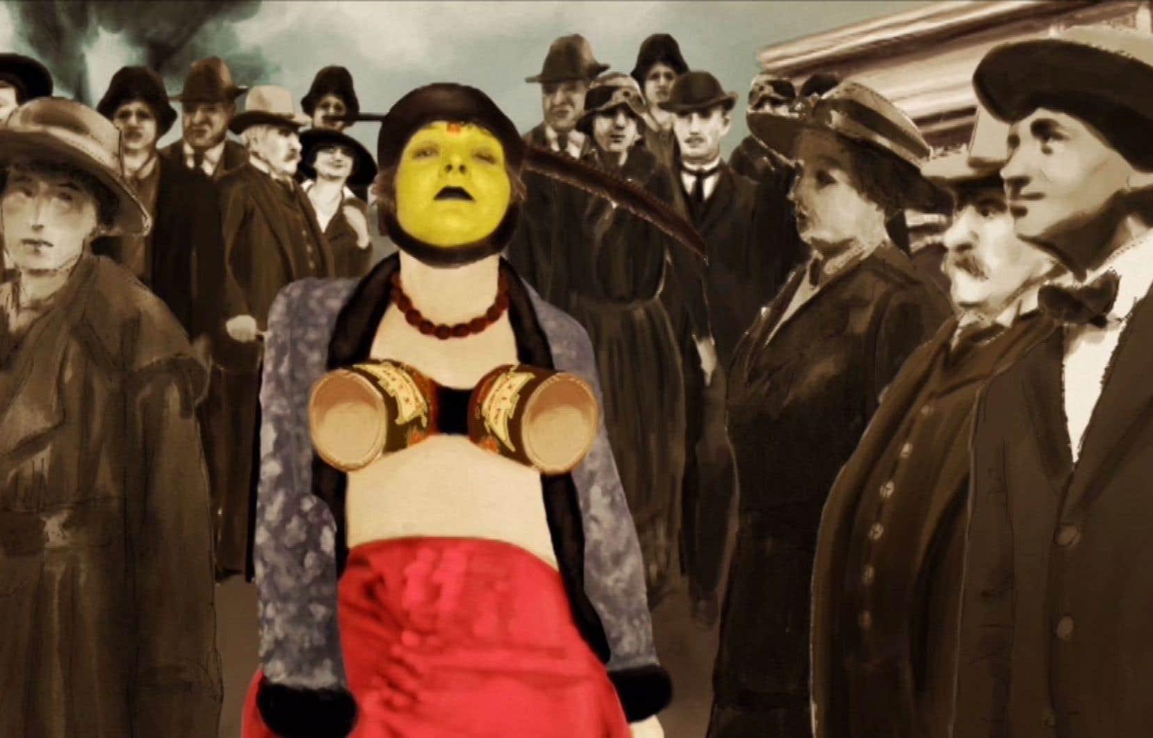 Parmi les films à ne pas manquer, le documentaire de Marina Rumjanzewa, «Le principe dada»