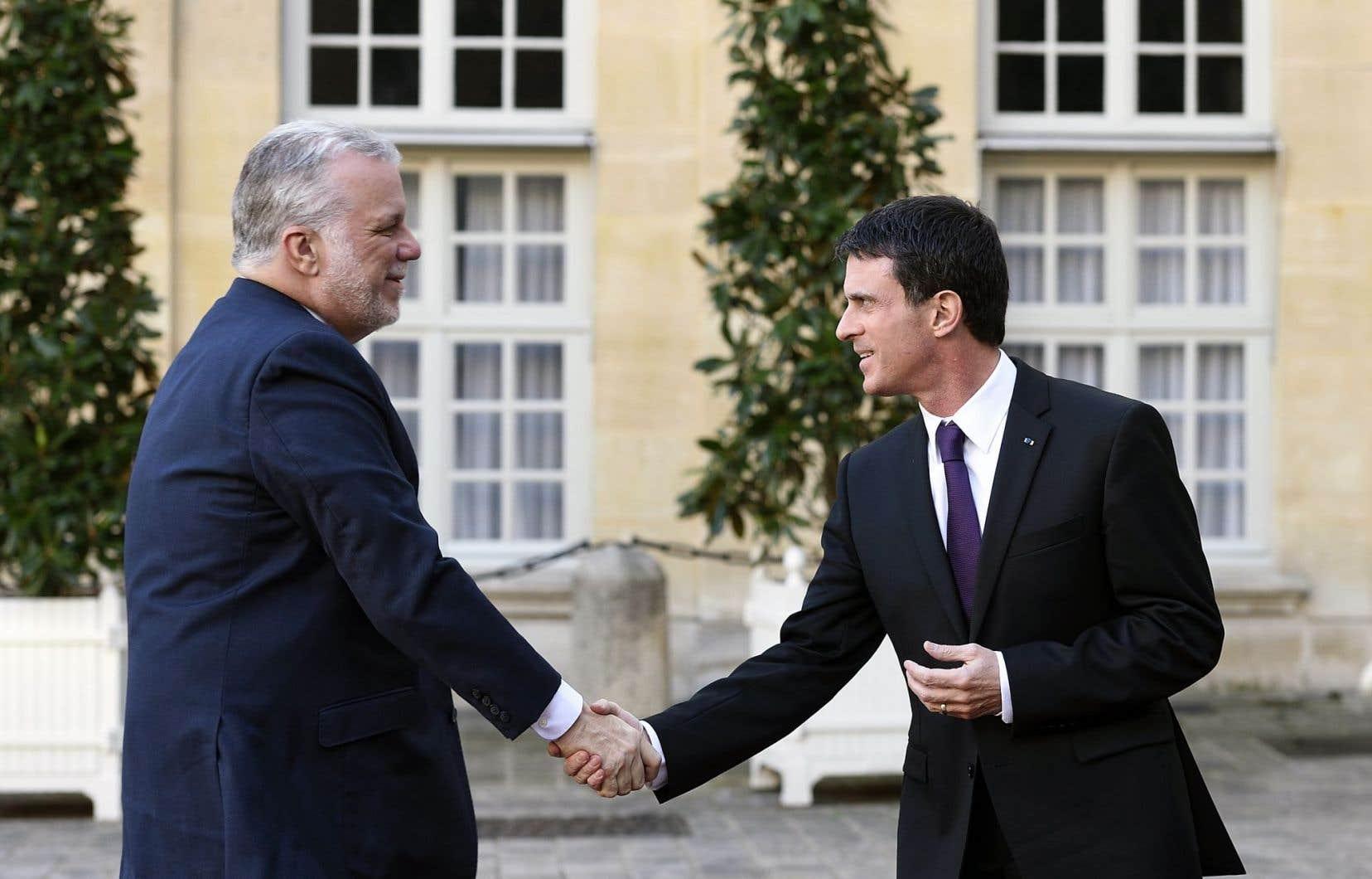Le premier ministre français, Manuel Valls, va devoir nous rassurer sur le statut et le rôle du Consulat général de France à Québec lors de sa visite.