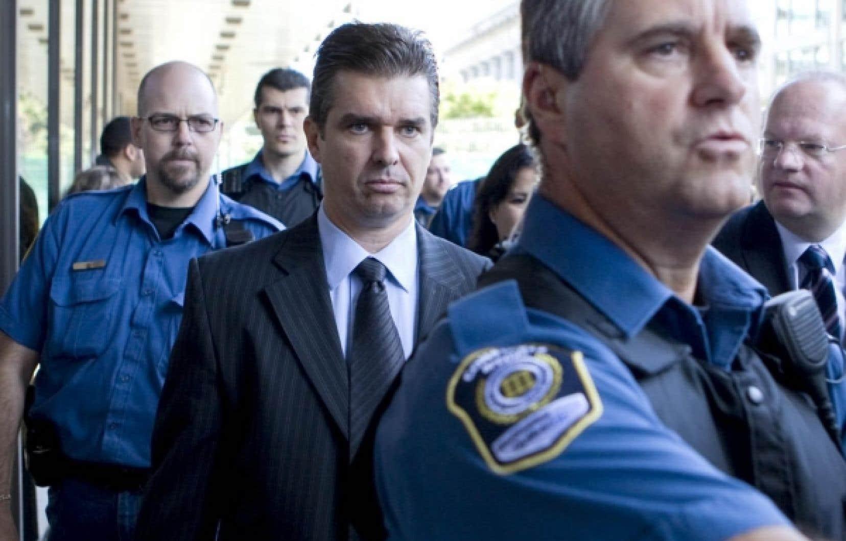Vincent Lacroix, protagoniste principal du scandale Norbourg