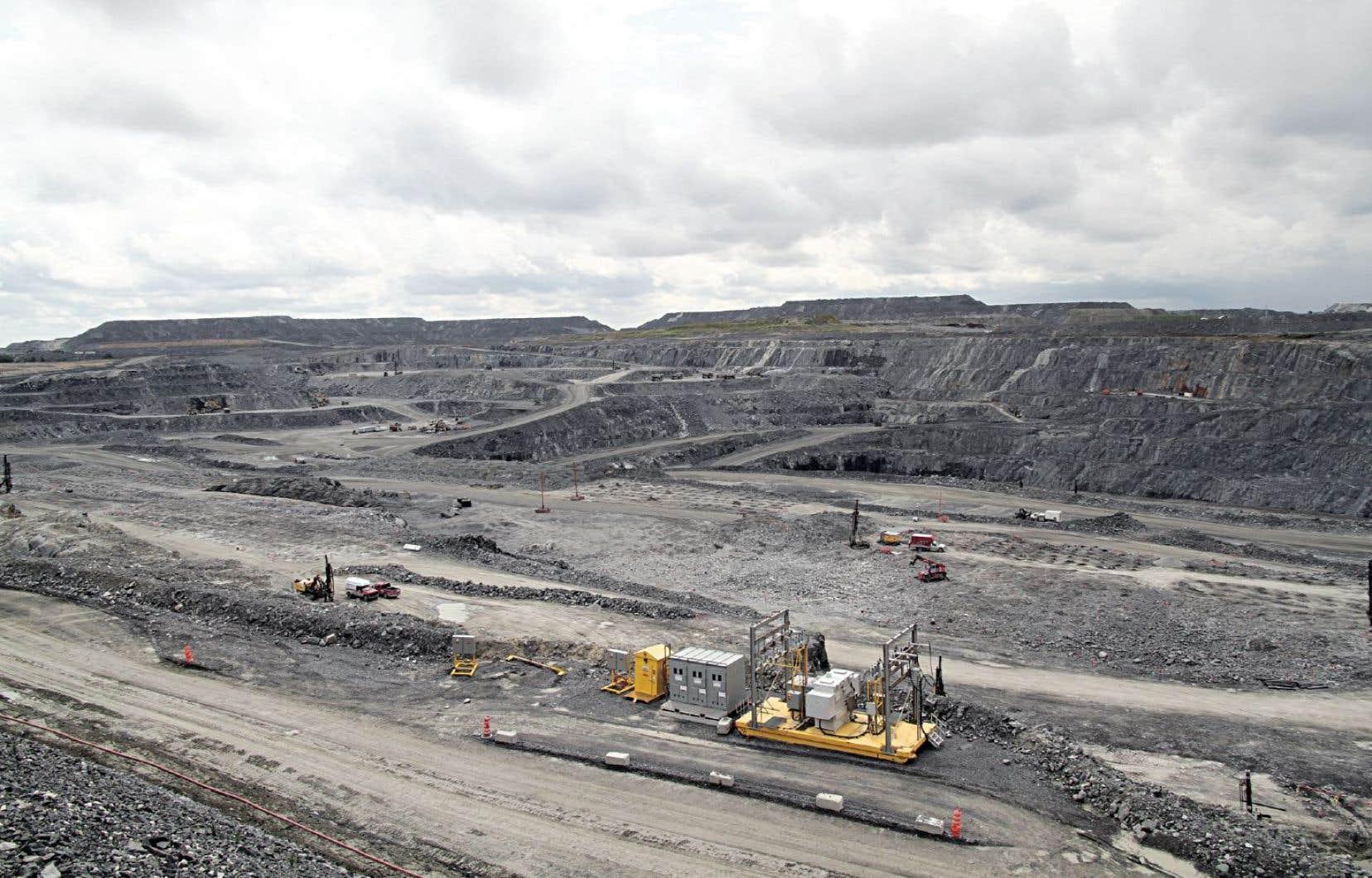 Canadian Malartic souhaite prolonger l'exploitation de son imposant gisement d'or à ciel ouvert jusqu'en 2028.