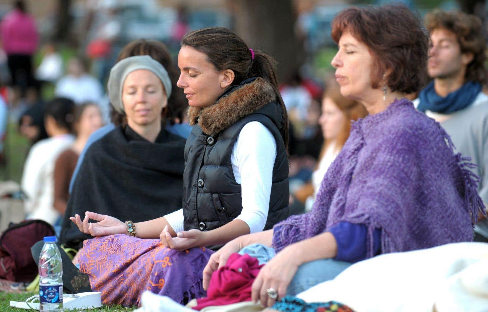 Pour requinquer un ego au fond des chaussettes, il existe à présent les mantras, supposés contenir toute la sagesse du monde.