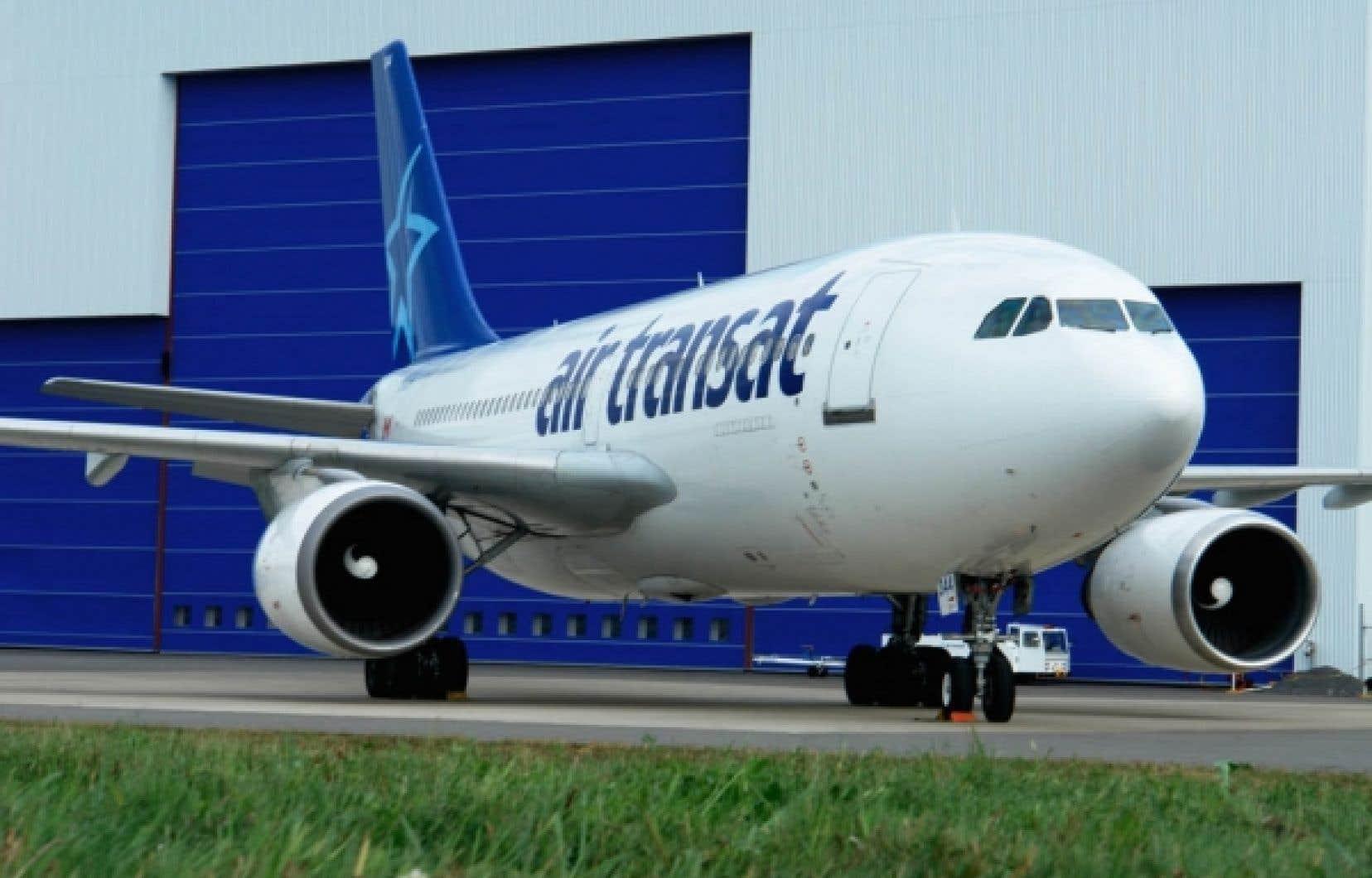 Investir dans le Fonds de solidarité des travailleurs FTQ consiste aussi à soutenir le développement d'une entreprise d'ici, comme Air Transat.