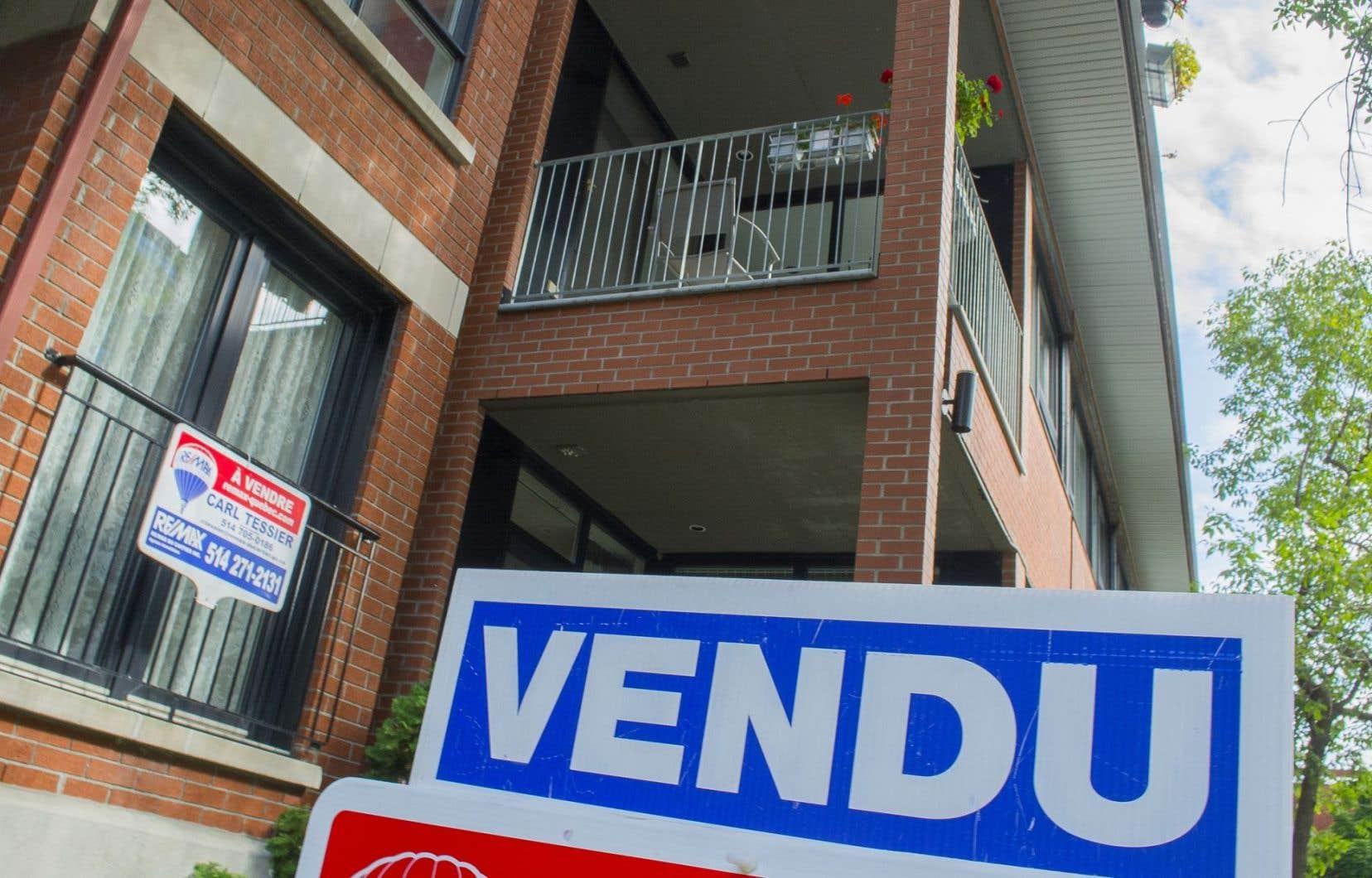 <p>Ces nouvelles règles de financement hypothécaire en vigueur depuis lundi se traduiront par une réduction de l'accès à la propriété.</p>