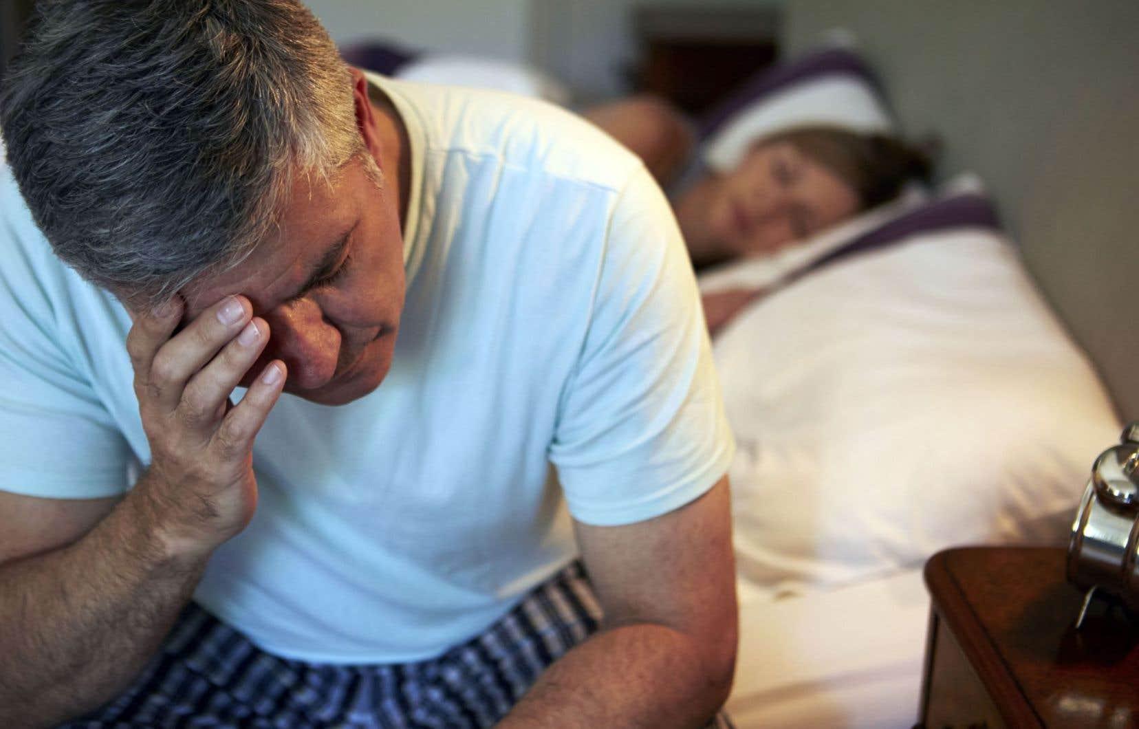 Depuis bientôt quarante ans, Catherine Martos Fichten mène une foule de travaux originaux. Ainsi s'est-elle intéressée aux problèmes d'insomnie chez les personnes âgées.
