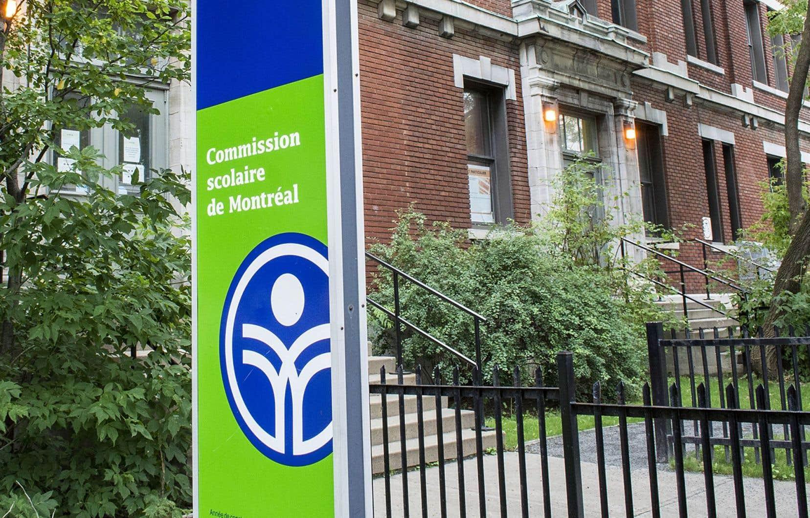 La Commission scolaire de Montréal dispose du parc immobilier le plus vétuste du réseau scolaire québécois.