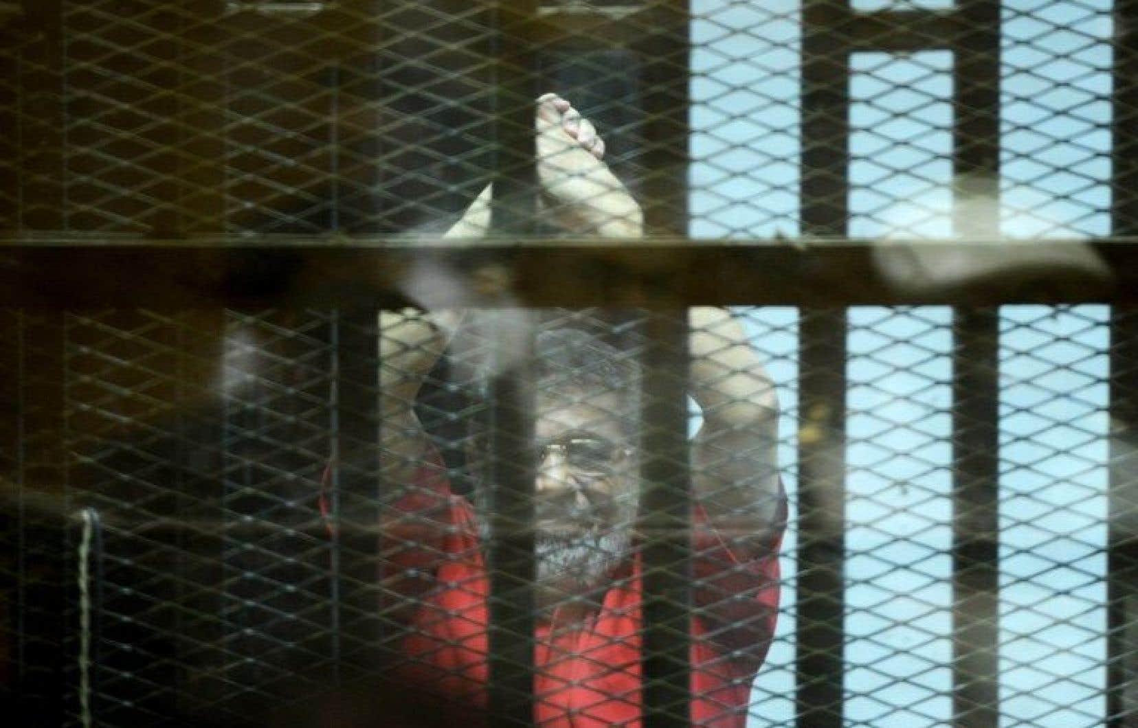 M.Morsi avait été condamné en avril2015, pour sa responsabilité dans des affrontements meurtriers qui ont éclaté à l'extérieur du palais présidentiel, durant sa seule année au pouvoir.