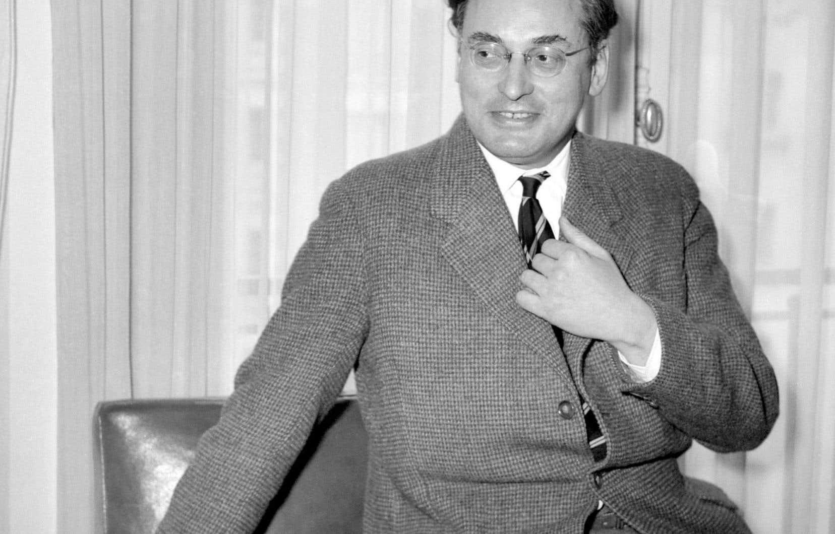 Raymond Queneau en 1951