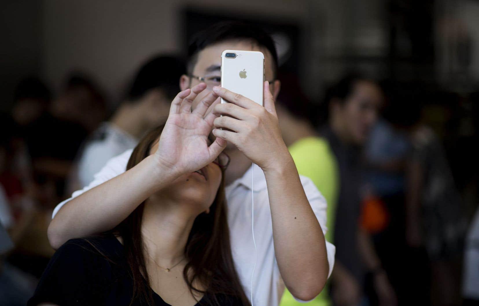 Les ventes du nouvel iPhone 7 ont déçu jusqu'à présent, mais Apple pense qu'elles seront nettement meilleures durant les trois derniers mois de l'année.