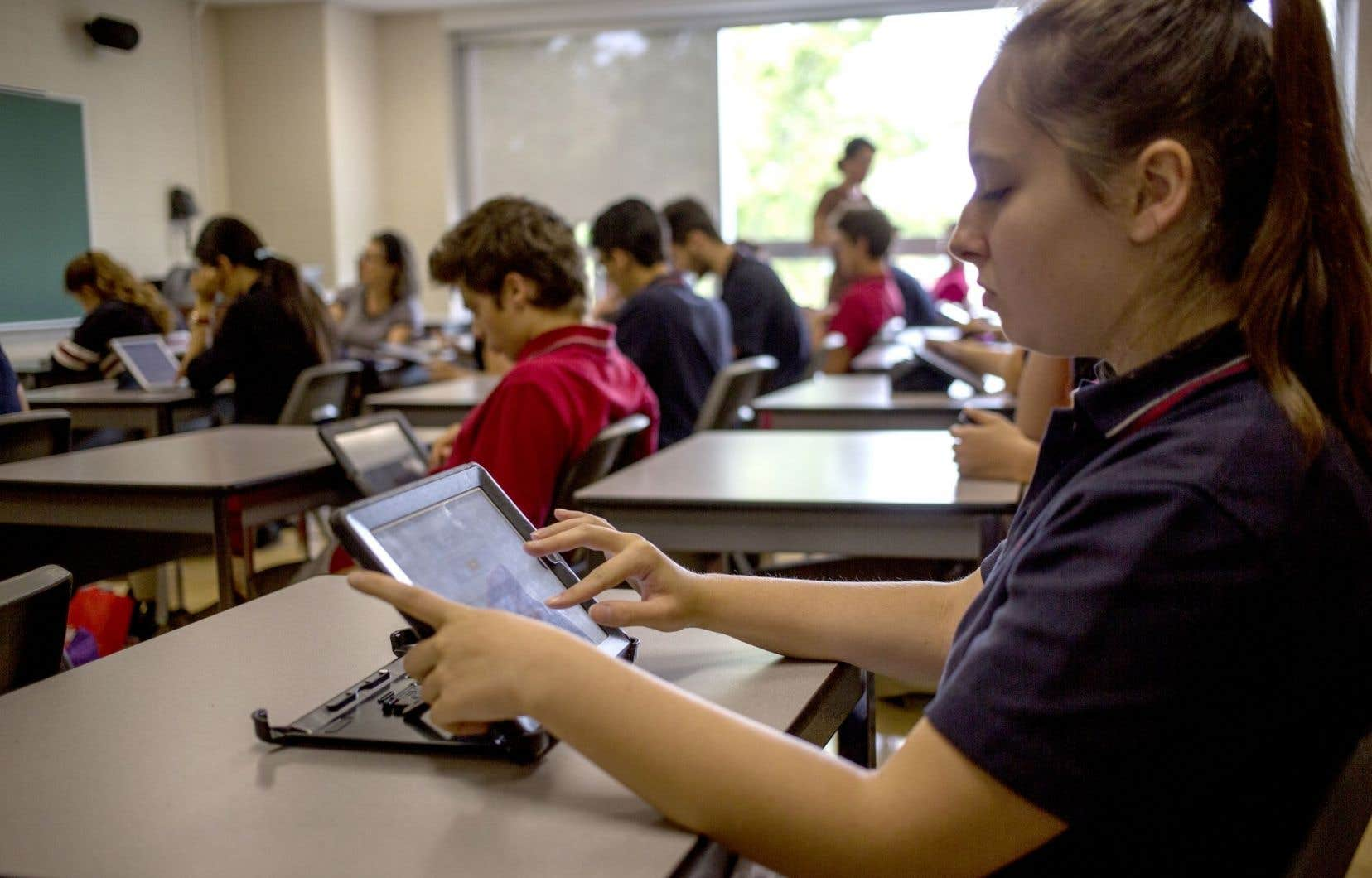 «Beaucoup d'enseignants ne savent plus ce que veut dire enseigner», avance l'auteur.