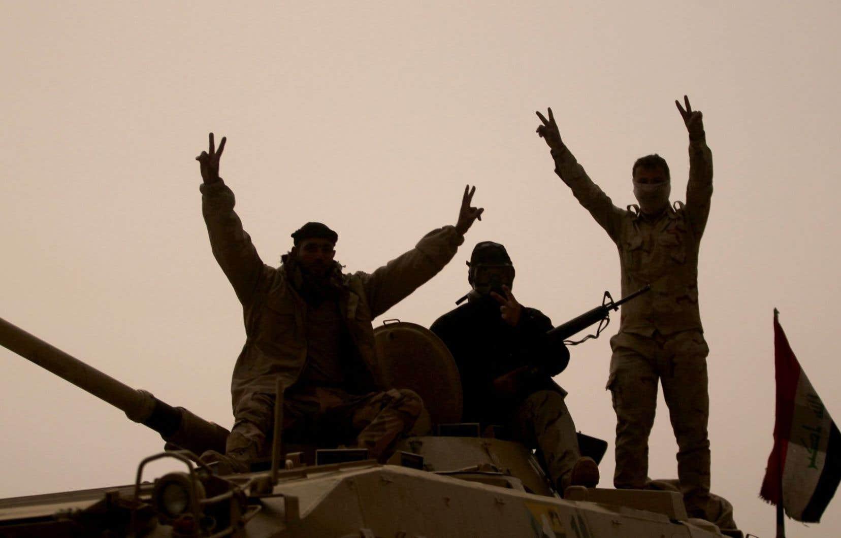 La bataille de Mossoul, qui fait rage depuis la mi-octobre, pourrait bien sceller le sort du groupe armé État islamique.