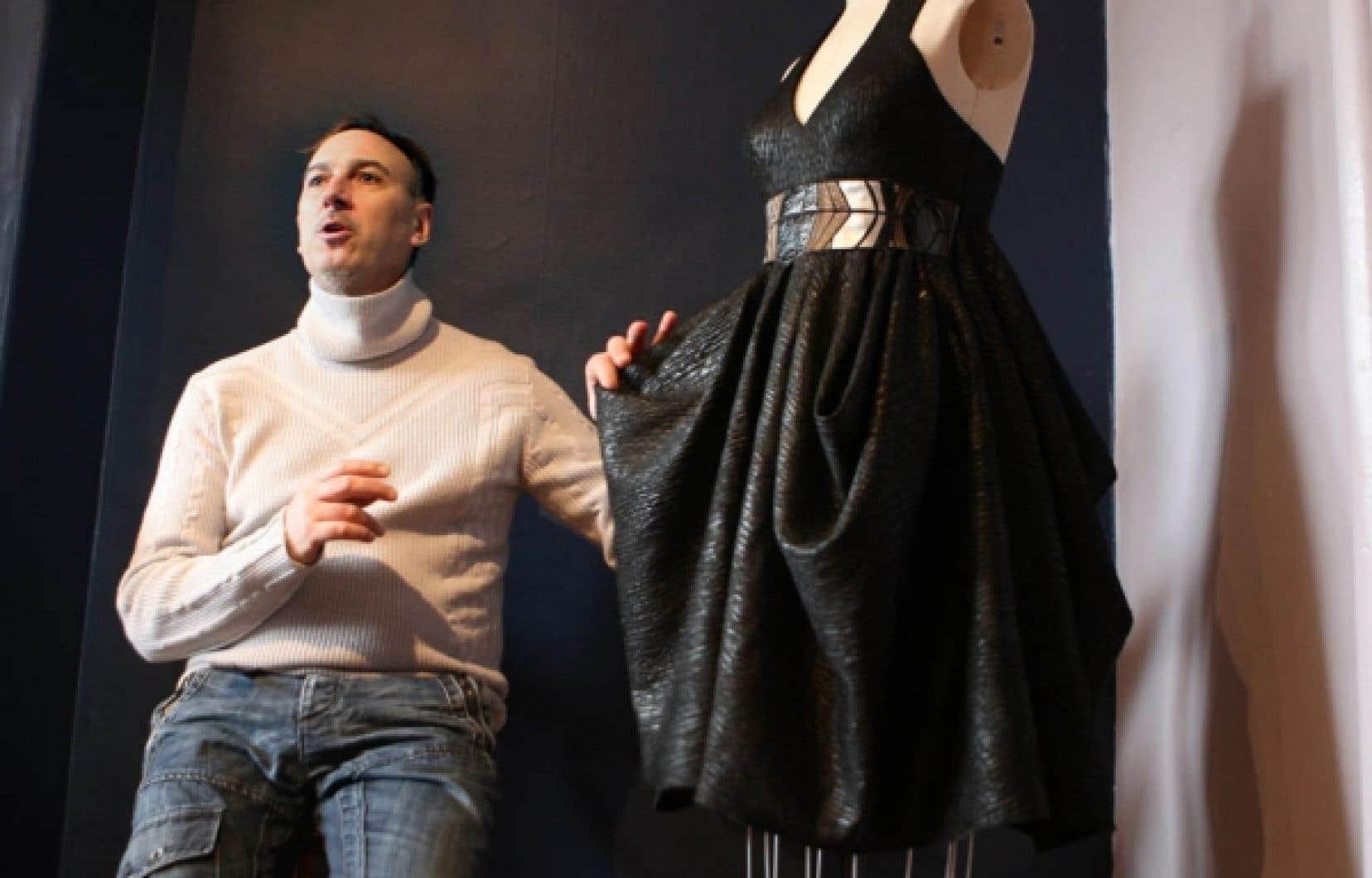 Pour le designer Christian Chenail, de la griffe Muse, il est devenu primordial de se recentrer et de proposer des collections à travers ses propres points de vente, les boutiques multimarques disparaissant les unes après les autres.
