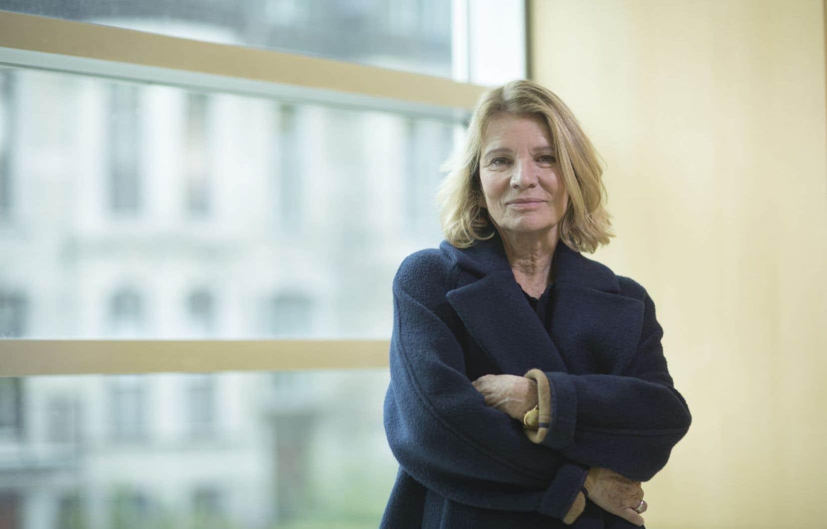 L'actrice, réalisatrice et scénariste française Nicole Garcia est de passage à Montréal, où Cinemania lui rend hommage.