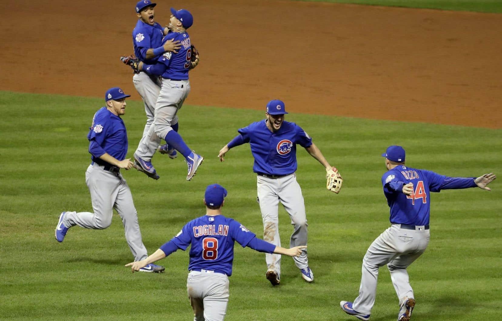 L'équipe de Chicago a mis fin à une disette de 108 ans.