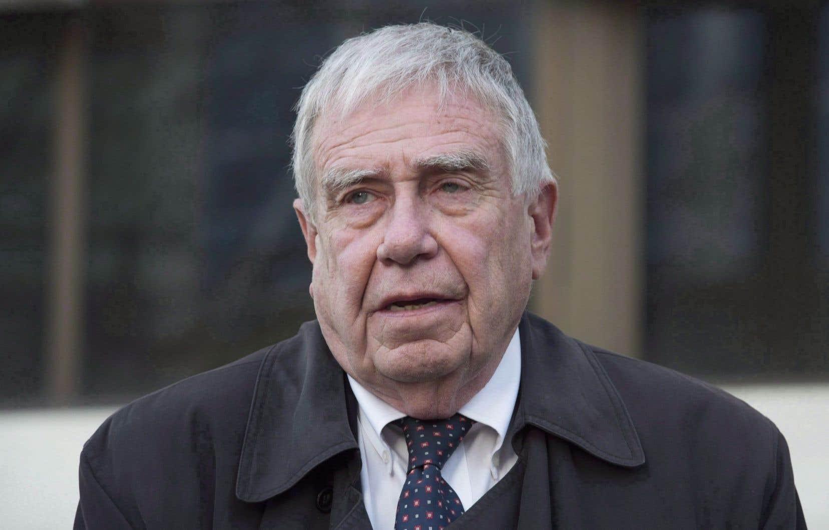 Un ancien conseiller du premier ministre Stephen Harper, Bruce Carson, a été condamné à une amende de 50 000 $.