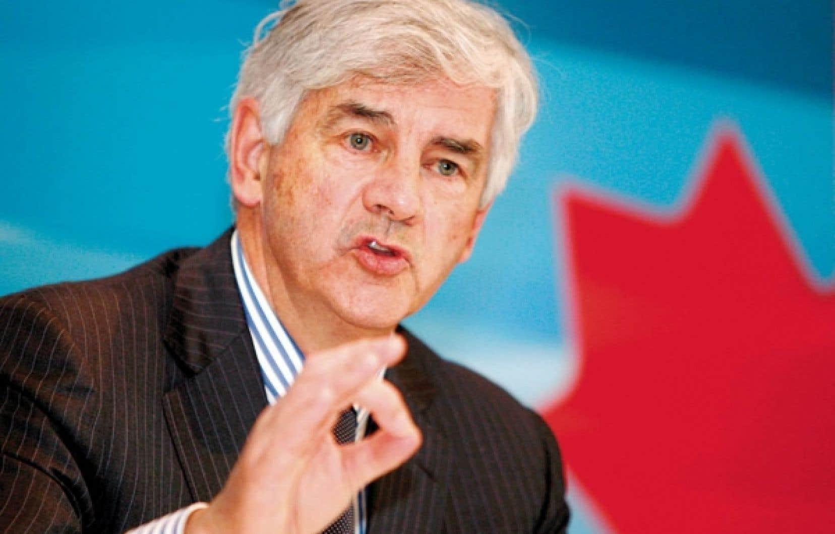 Lawrence Cannon va confirmer lundi que la firme d'experts-comptables Samson, Bélair, Deloitte et Touche va éplucher les livres des années 2005 à 2009 de Droits et démocratie.