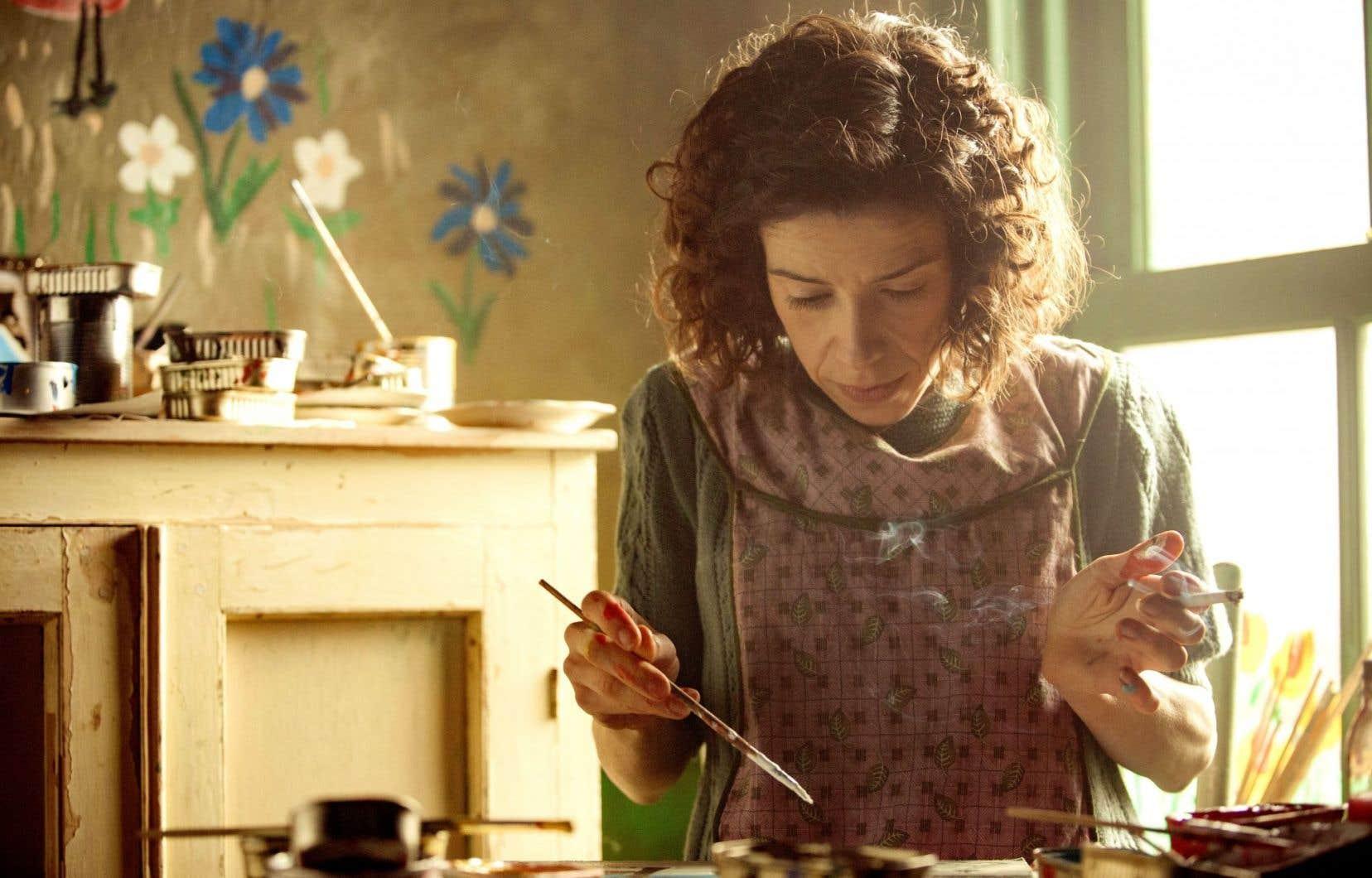 Le film «Maudie» relate la vie de la peintre naïve néo-écossaise Maud Lewis, avec abondance de nature et cabane au bout du rang.