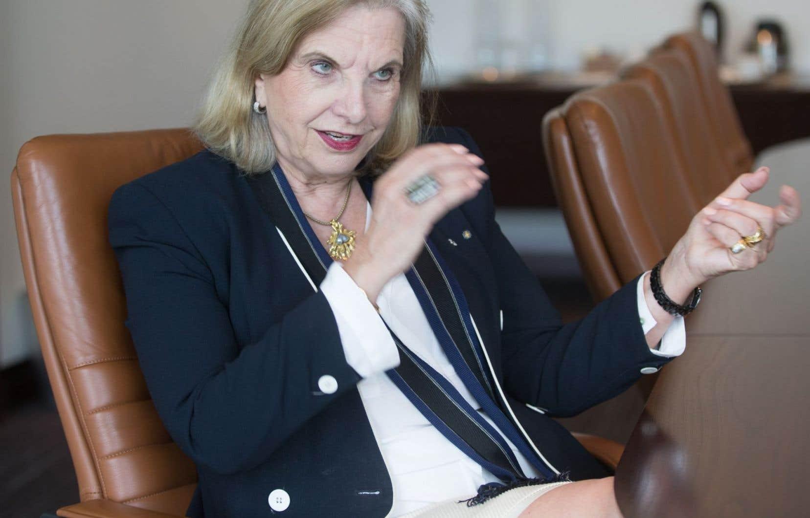 L'ex-ministre libérale Monique Jérôme-Forget a confié dans le dernier reportage de l'émission «Enquête» qu'elle n'avait aucun intérêt pour la SQI.