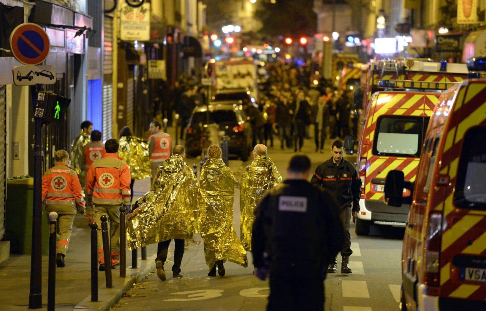 Une avancée qui intervient quelques jours avant la commémoration ce week-end en France des attentats de Paris.