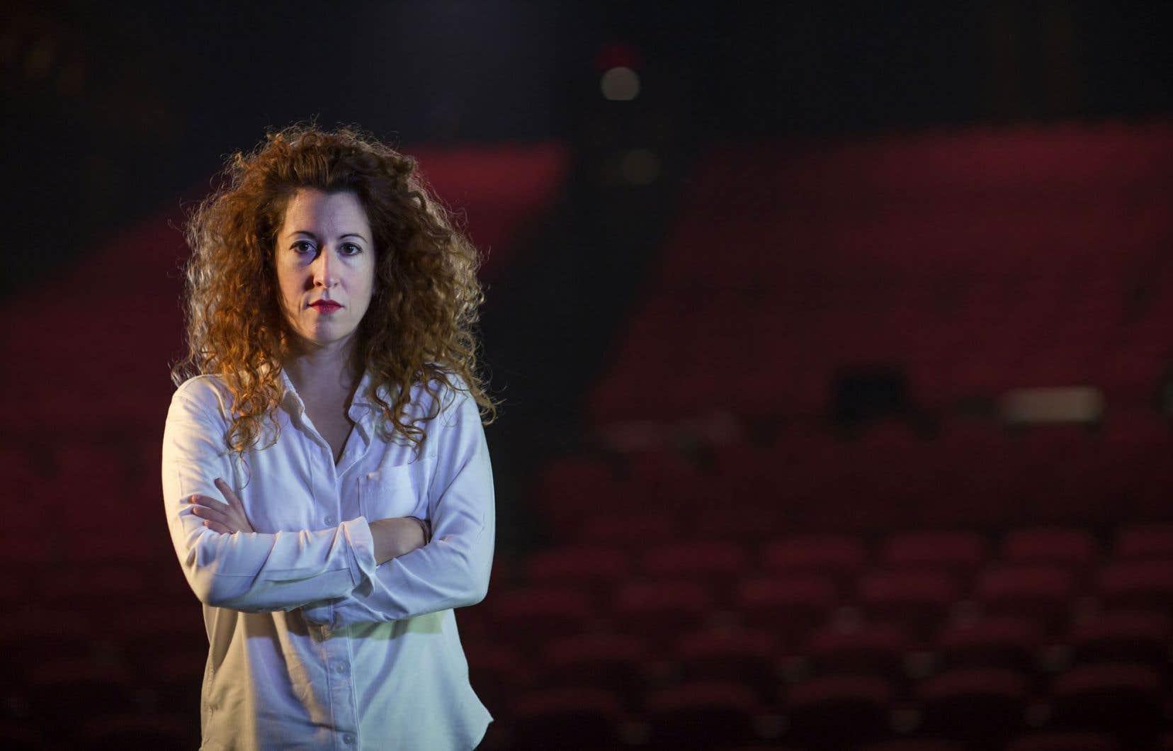 Édith Patenaude, figure montante de la mise en scène théâtrale