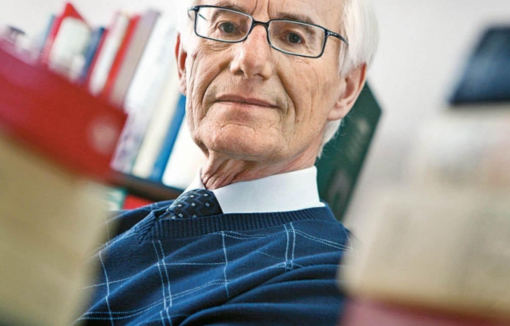 «Au Québec, nous n'avons pas un seul système linguistique, mais deux», estime Lionel Meney.