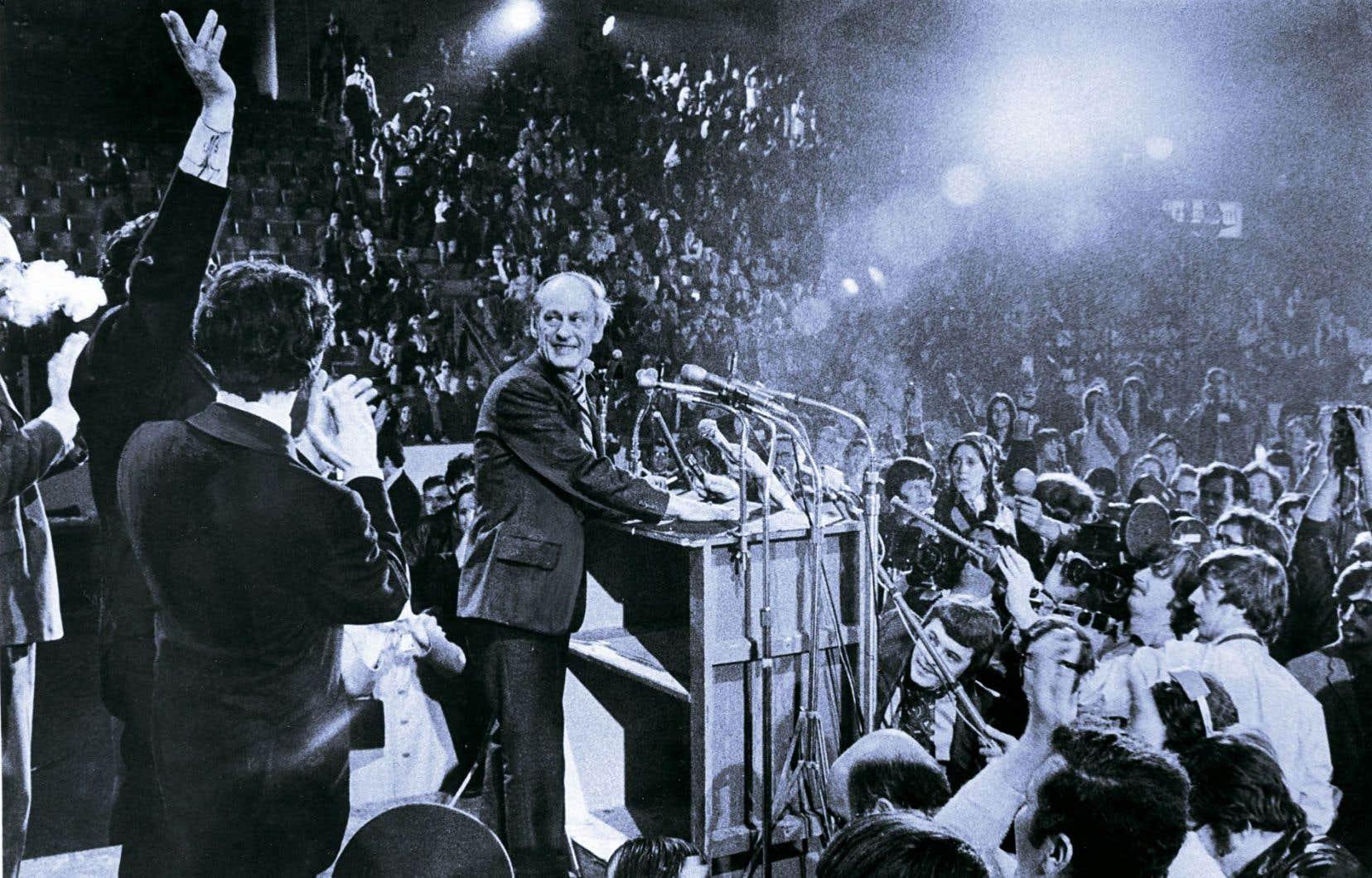 À sa sortie en juin1977, le film de Hugues Migneault faisait salle comble pendant un mois à l'Outremont.