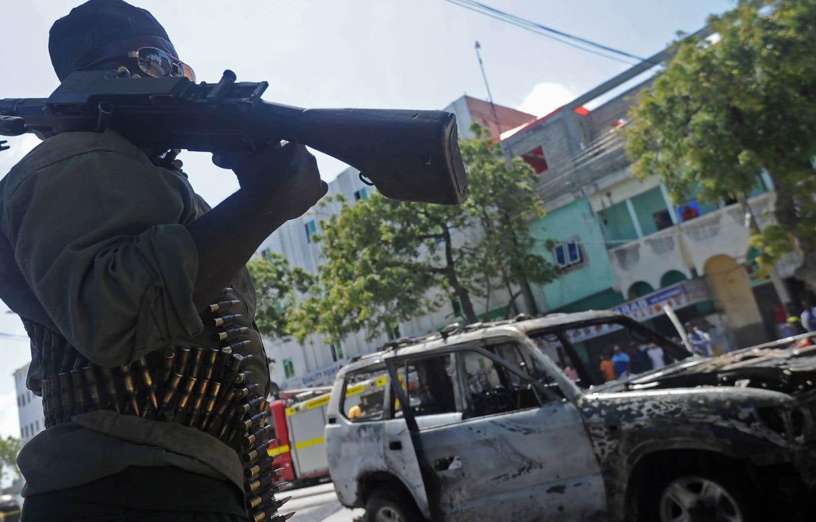 L'Érythrée a été sanctionnée pour son implication dans le conflit en Somalie.