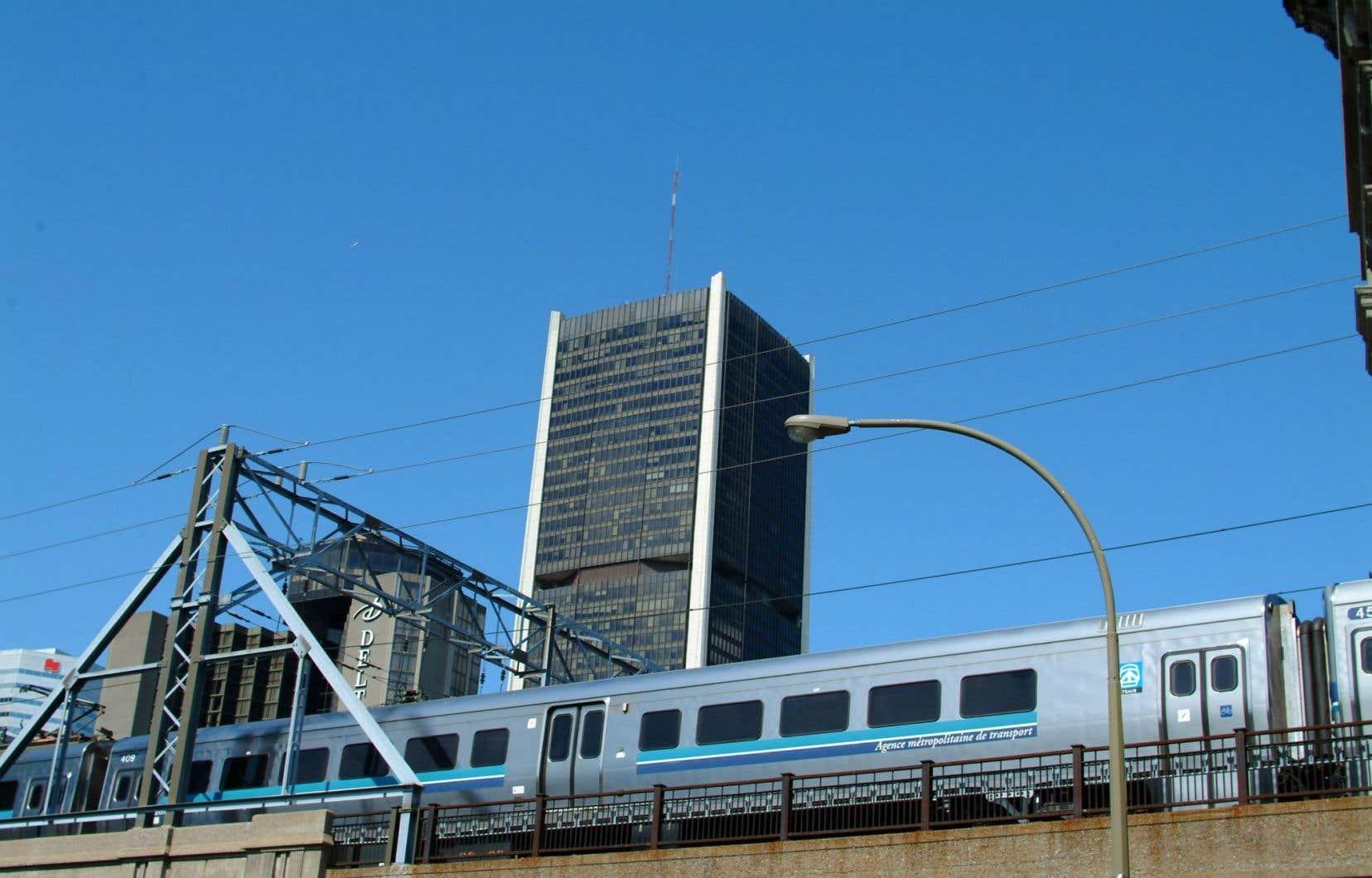 L'AMT n'est pas encore en mesure de confirmer si les services de trains de banlieue de la pointe de l'après-midi pourront être offerts.
