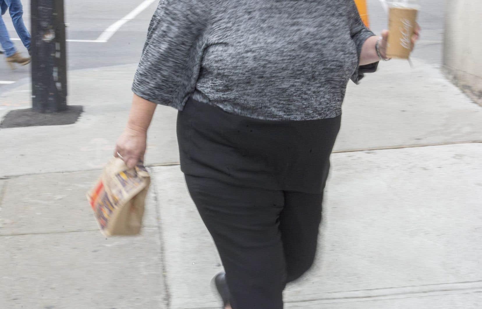 52% des Québécois présentent un surpoids, et 18% d'entre eux souffrent d'obésité.