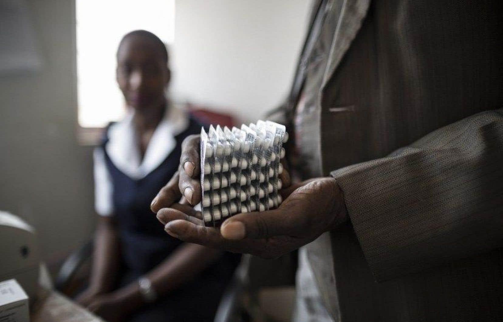 En Afrique du Sud, le taux de contamination chez les jeunes femmes et adolescentes est très élevé.