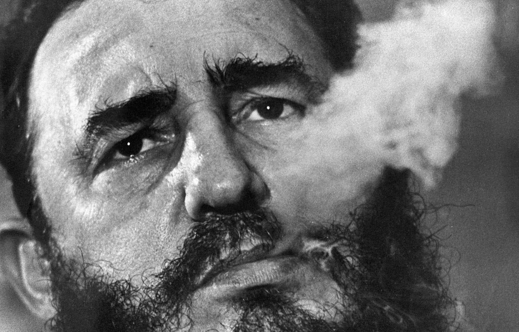 Fidel Castro en 1985