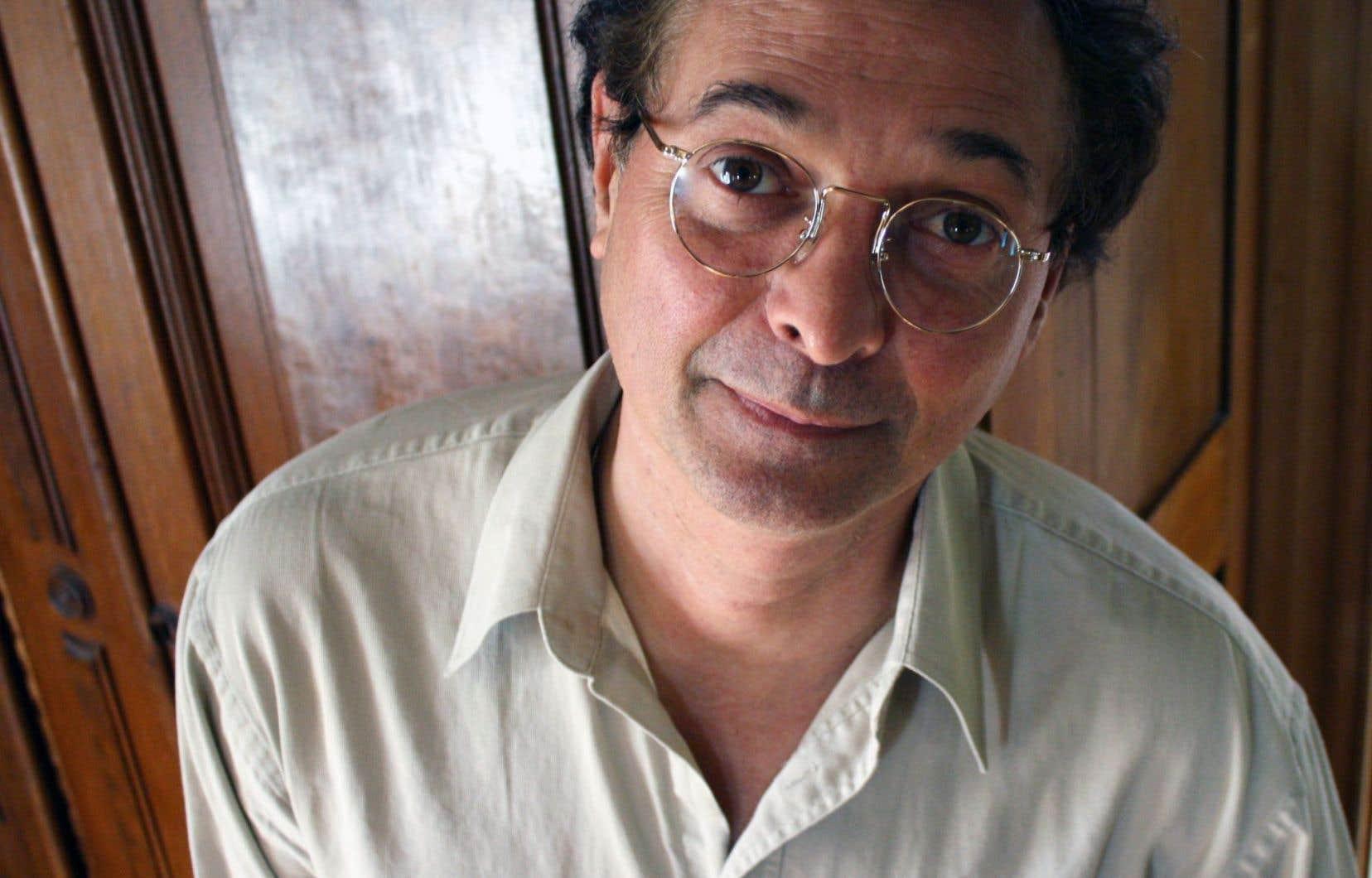 L'auteur et philosophe Normand Baillargeon