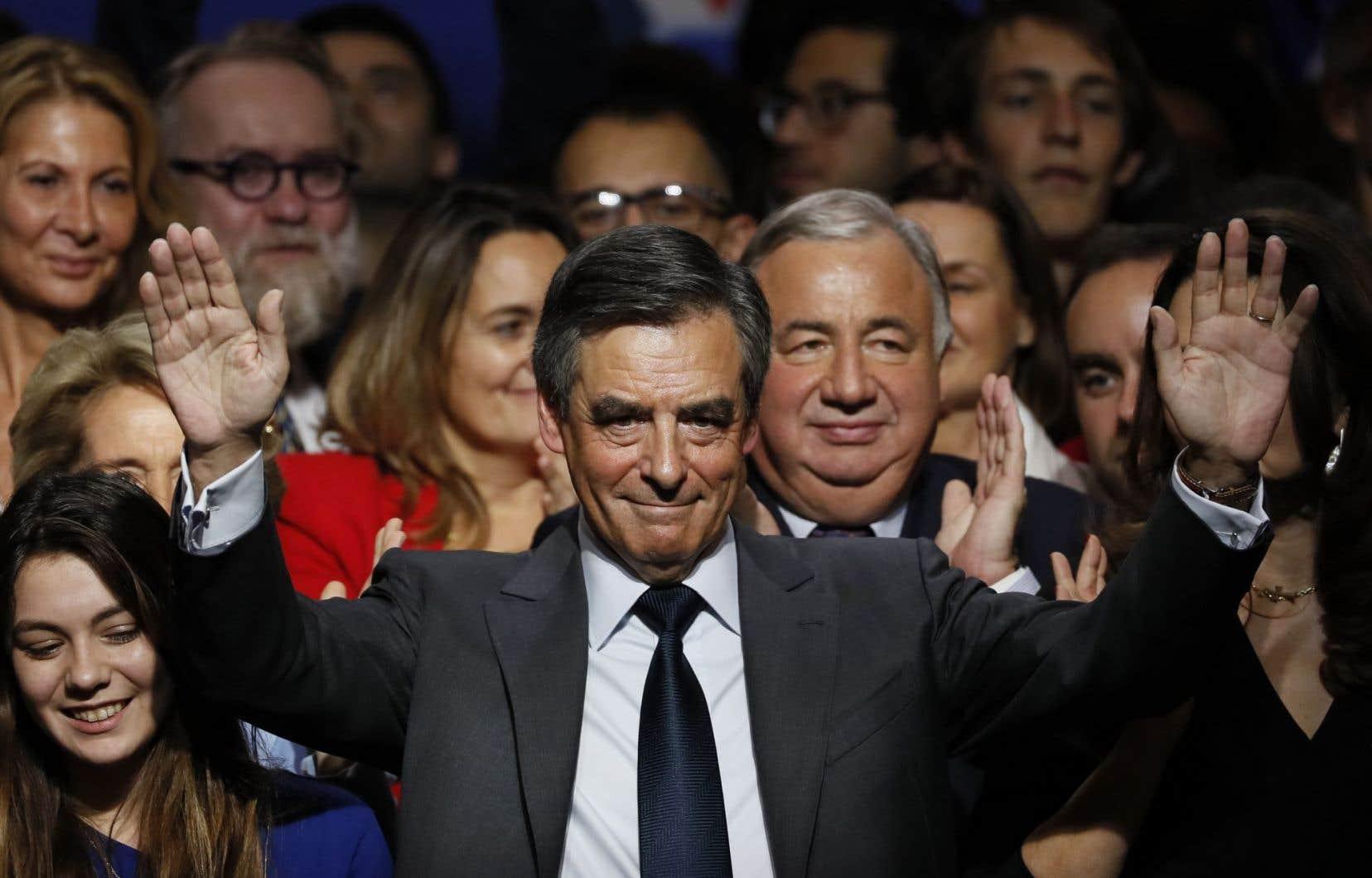 «L'héritage du général de Gaulle en matière d'affaires étrangères, y compris à l'endroit du Québec, François Fillon l'assume pleinement», écrit Louise Beaudoin.