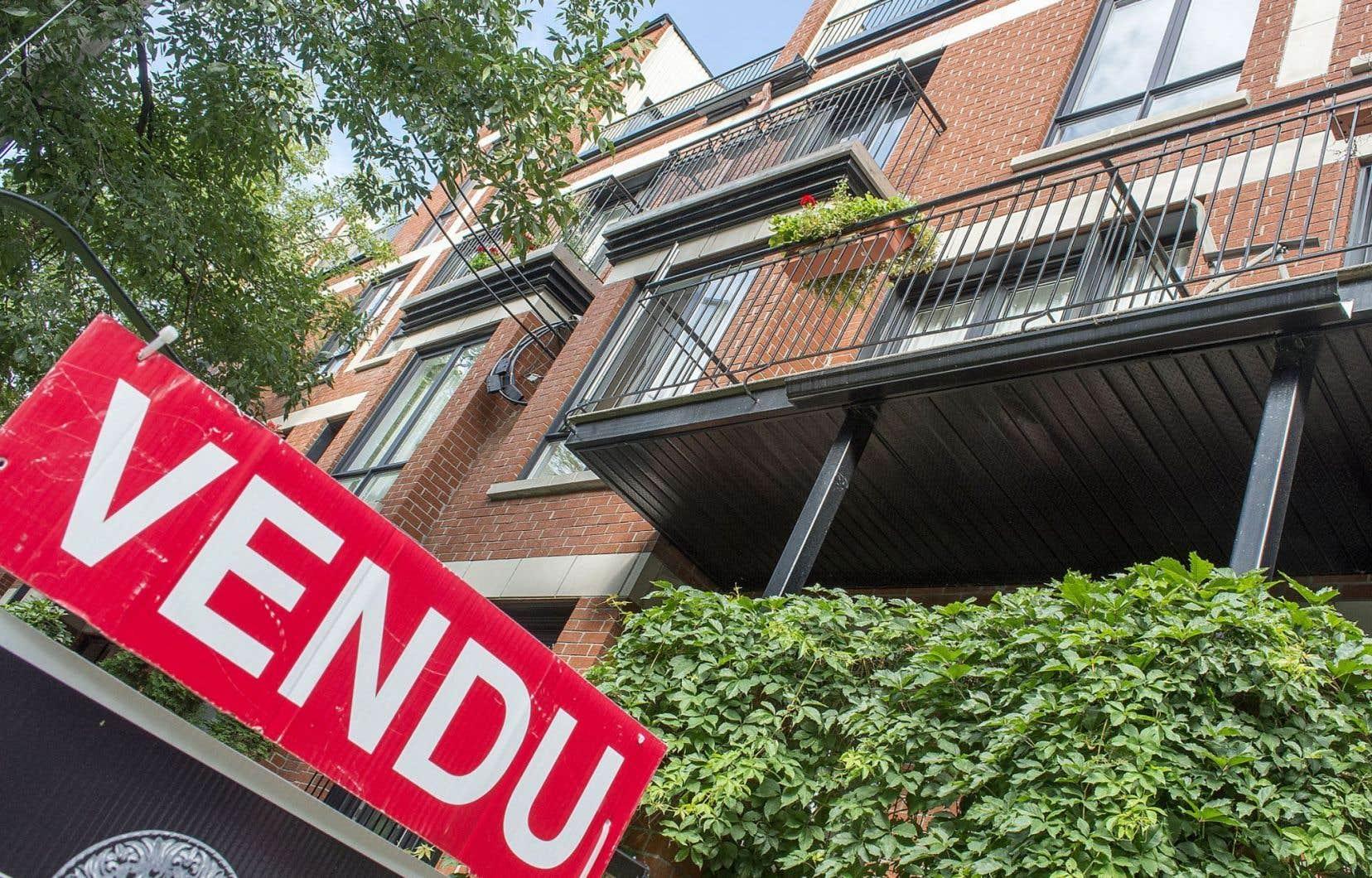 La SCHL a accordé une assurance prêt hypothécaire pour près de 128000 logements au troisième trimestre.