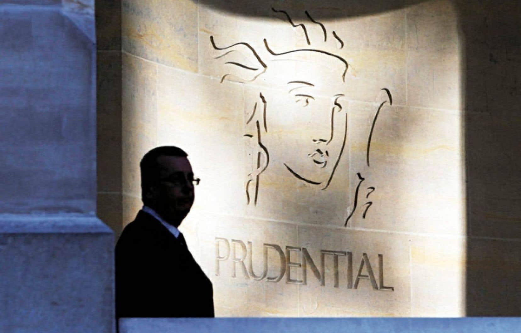 Avec l'achat d'AIA, filiale asiatique d'AIG, Prudential est fort de 30 millions de clients en Asie.