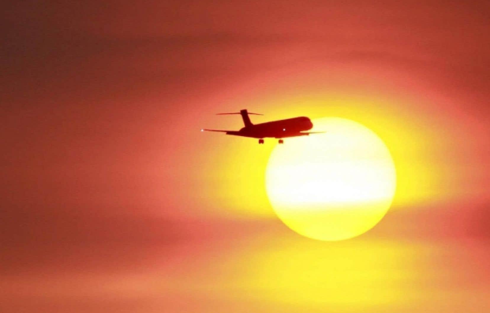La demande globale pour le transport par avion a continué de s'améliorer en janvier en progressant de 6,4 %.