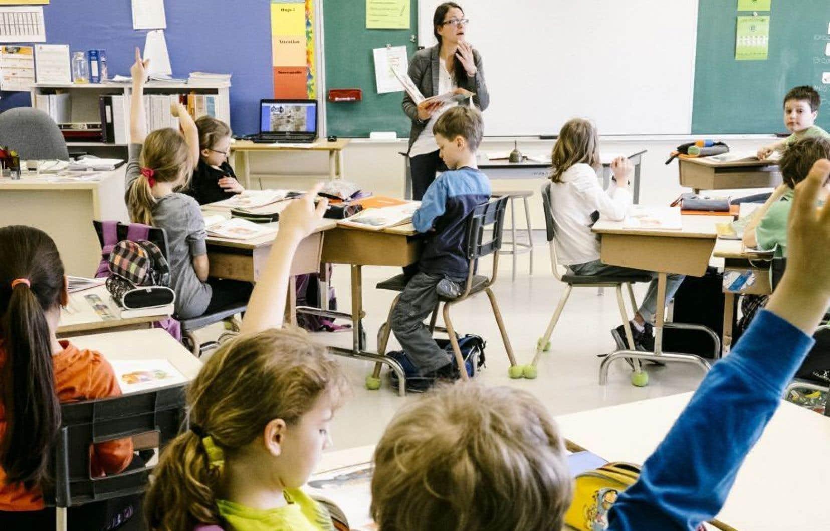 La décision de la ministre Caseyn'a laissé que quelques heures à des milliers de parents pour faire garder leurs enfants.