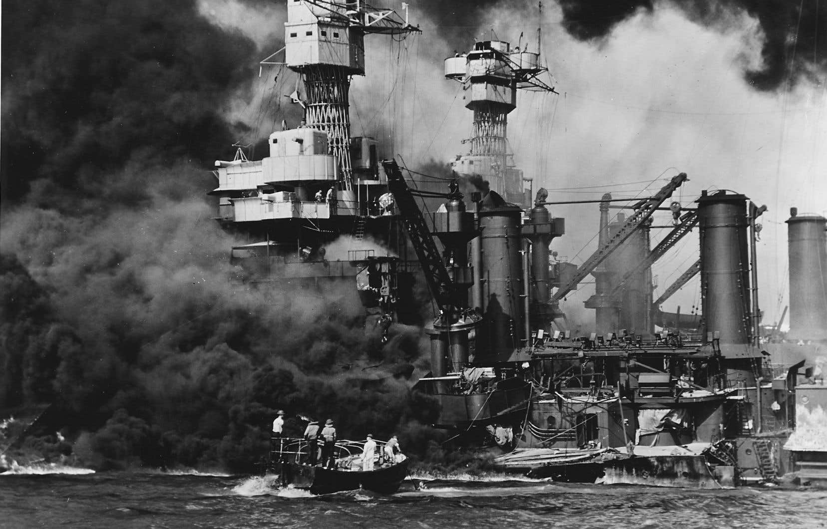 7 décembre 1941, ce jour d'infamie aux États-Unis | Le Devoir