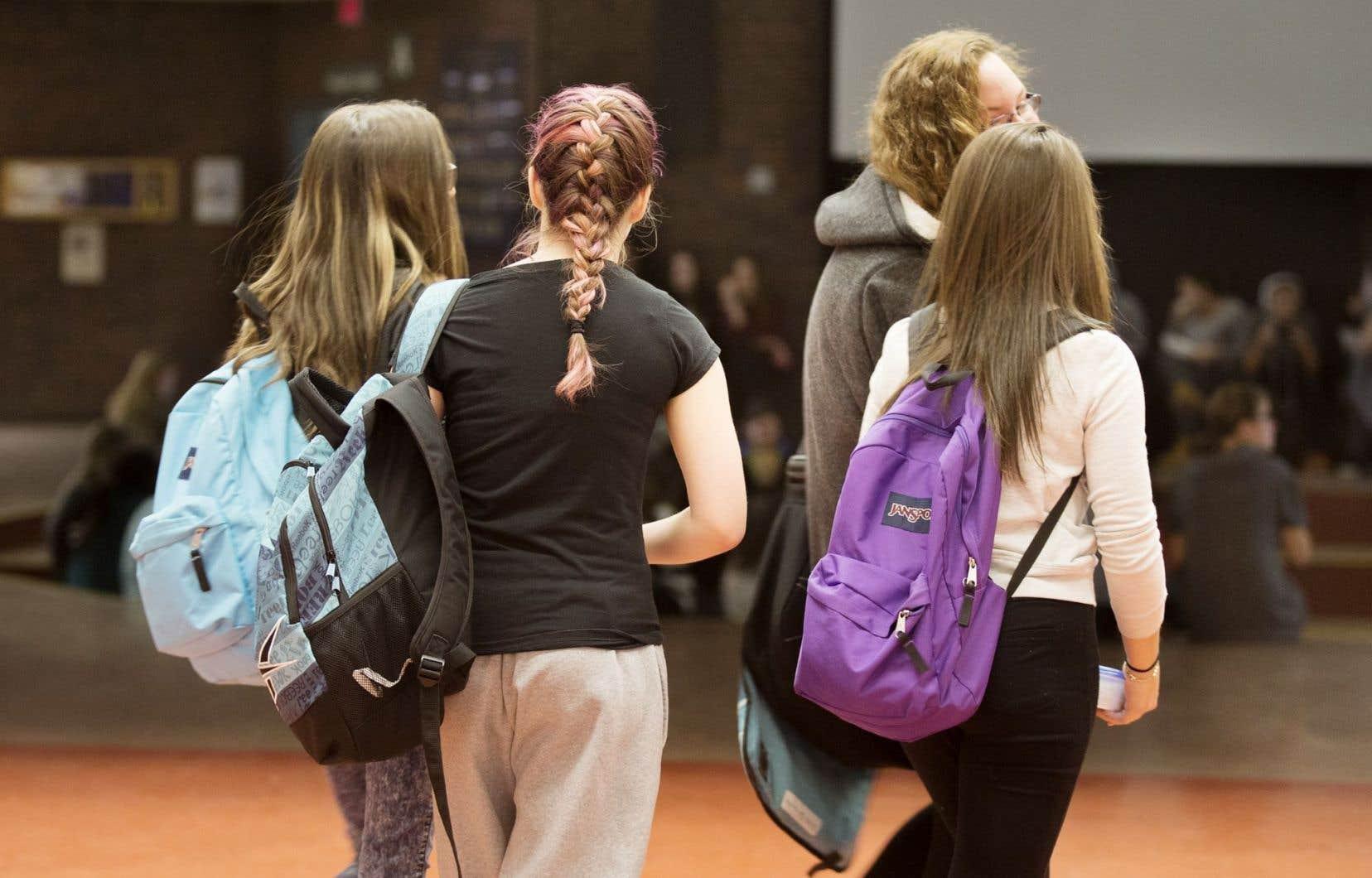 Les écoles privées ont généralement de meilleurs résultats que les écoles publiques car elles sélectionnent leurs élèves.
