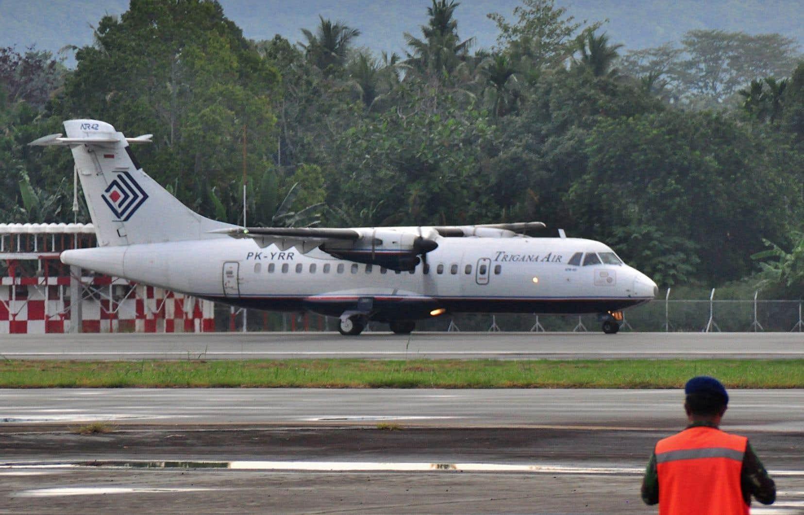<p>La compagnie aérienne PIA avait dans un premier temps annoncé avoir perdu contact avec l'appareil, unATR-42.</p>