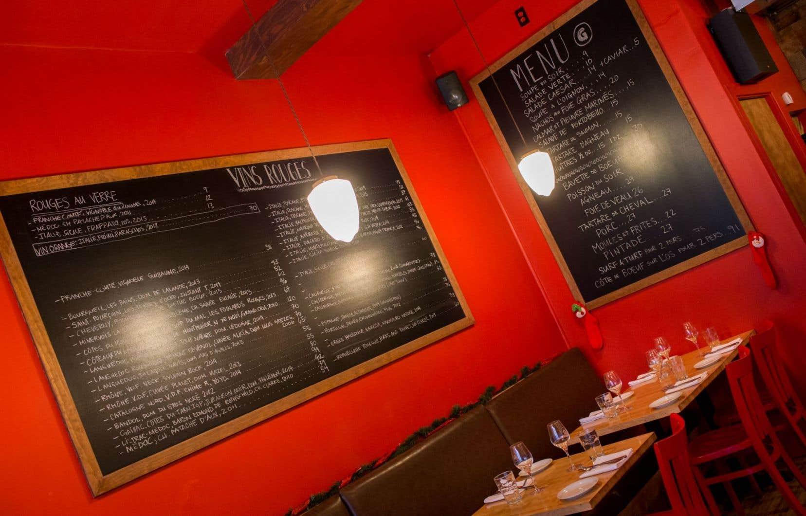 Chez Gus, rue Beaubien à Montréal, le chef David Ferguson offre une cuisine juste, généreuse, sans fioriture.