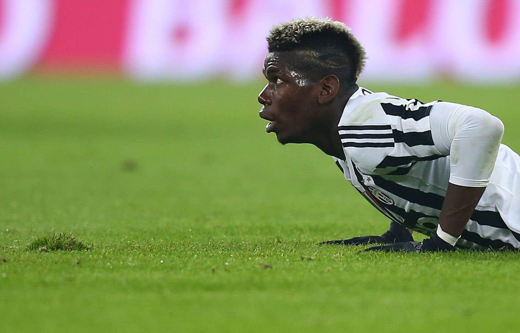 <p>Paul Pogba,23 ans,estdevenu cet été le joueur le plus cher du monde, avec un transfert de la Juventus Turin à Manchester United contre une indemnité de 105 millions d'euros hors bonus.</p>