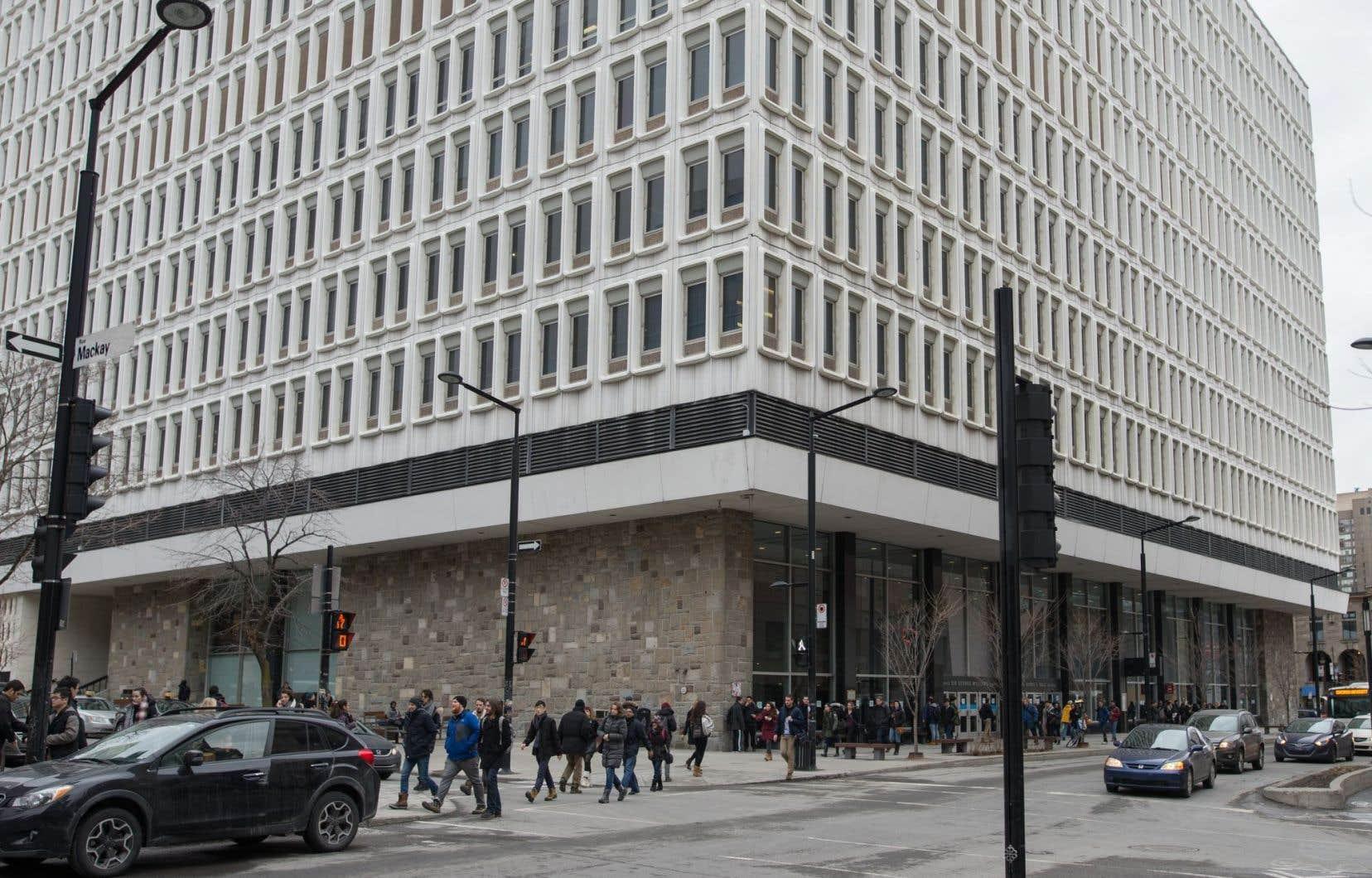 Immeubles Prime avait bien d'autres visées pour ce terrain, sur lequel elle comptait construire un immeuble commercial et résidentiel.
