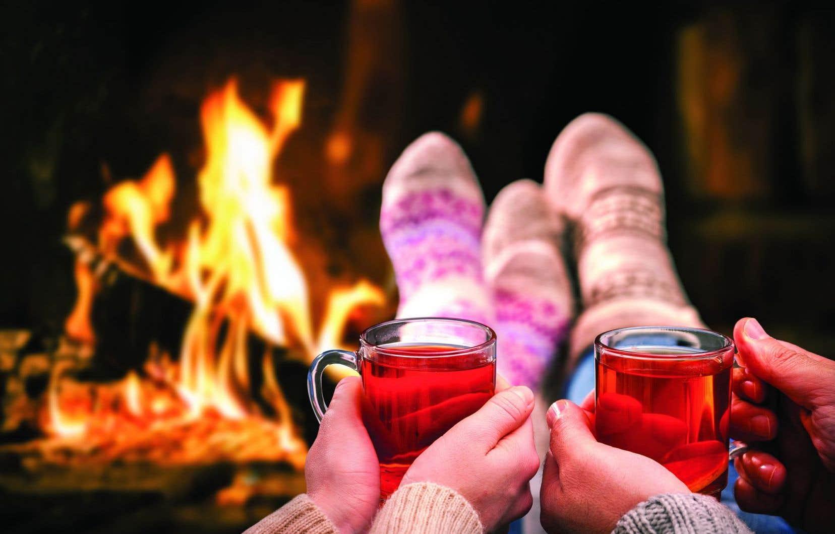 Entre la simplicité rustique et le décontracté en famille, le «hygge» se glisse dans l'esprit de Noël. Chuuuuut ! C'est un secret bien gardé.