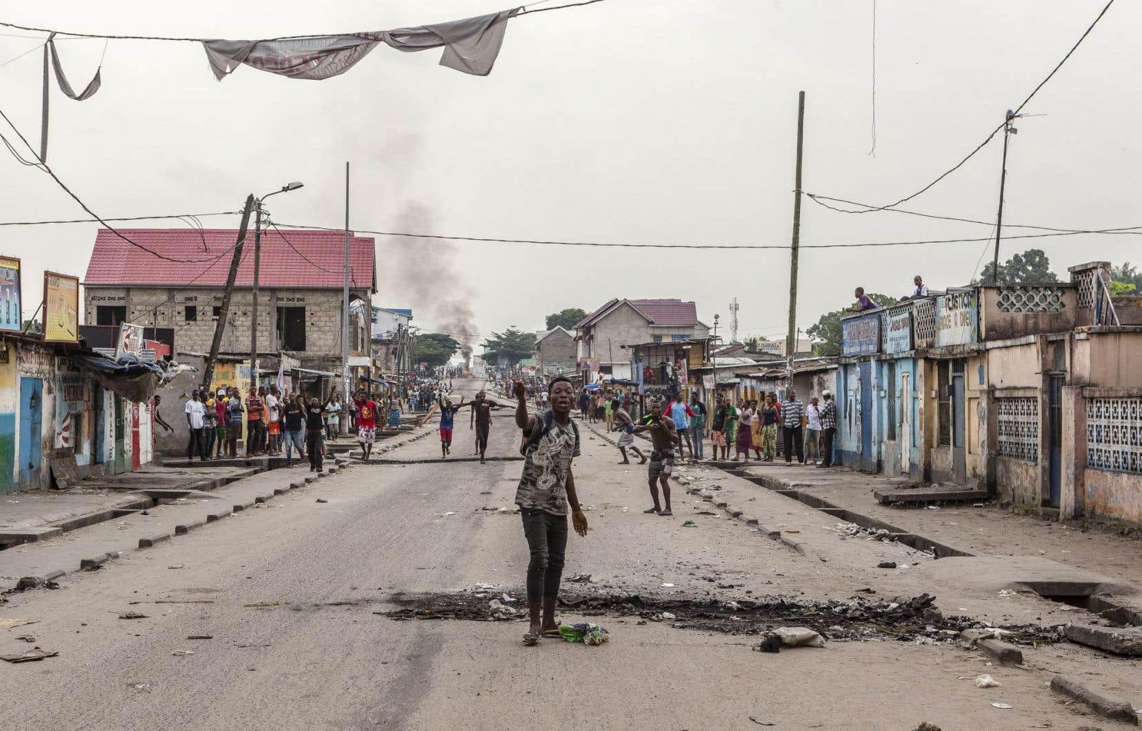 Mardi, au dernier jour du mandat du président Joseph Kabila, Kinshasa, Lubumbashi et d'autres villes du Congo ont été le théâtre d'affrontements meurtriers.