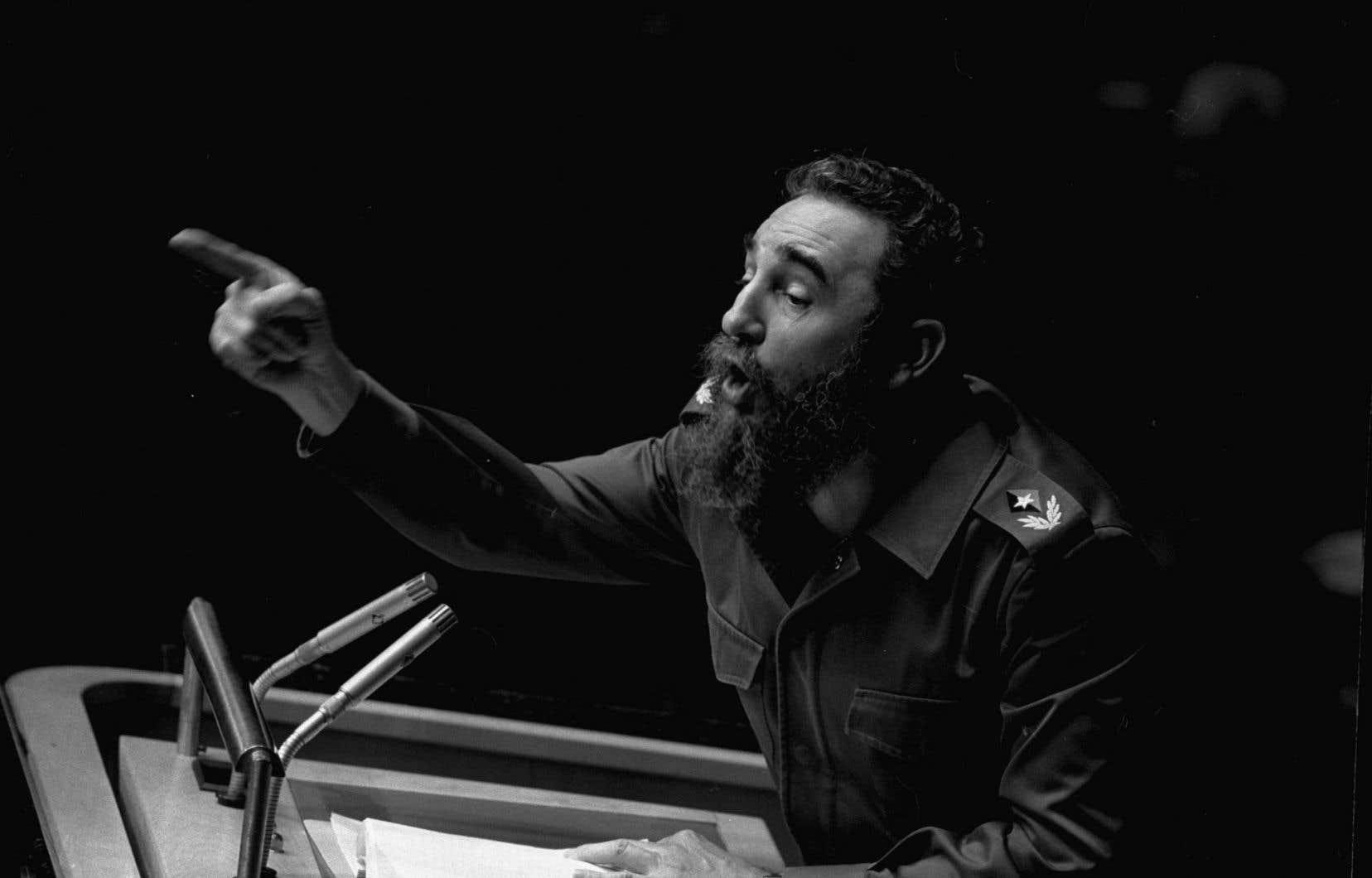 Fidel Castro en 1979