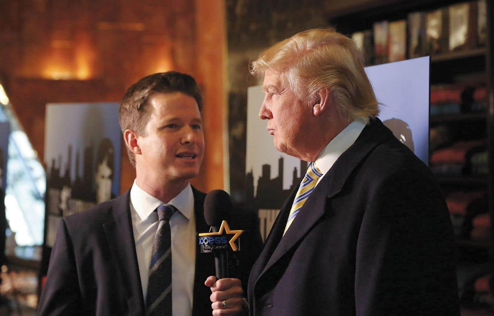 Ce pourrait être symboliquement l'extrait politique de l'année et même de la décennie. Un enregistrement à l'insu de Donald Trump, réalisé dans le cadre de l'émission «Access Hollywood» en 2005, révèle en octobre comment l'homme d'affaires, vedette de la téléréalité, dit se comporter avec les femmes.